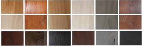 Varieren met kleur for Tafel schuren en olien